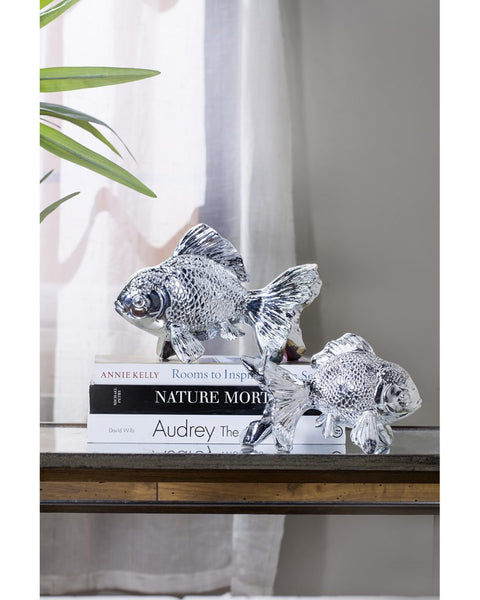 Shop A&B Home Mr. Limpet Resin Fish Figuring at  Raley's Home Furnishing