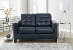 Altonbury Loveseat- Blue