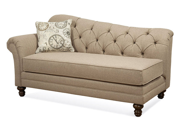 Shop hughes furniture Abington Safari Chaise at  Raley's Home Furnishing