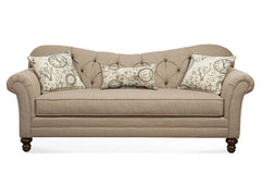 Shop hughes furniture Abington Safari Sofa at  Raley's Home Furnishing