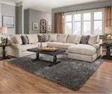 Shop Lane Home Furnishings Weston Putty 4 Piece Sectional at  Raley's Home Furnishing