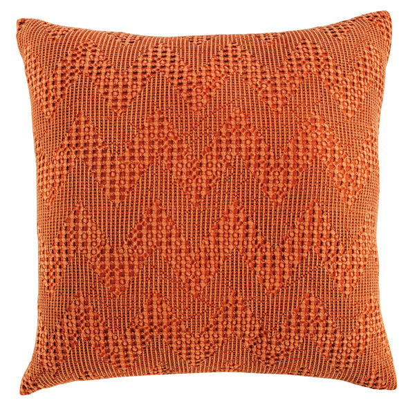 Shop Ashley Furniture Dunford Rust Pillow at  Raley's Home Furnishing