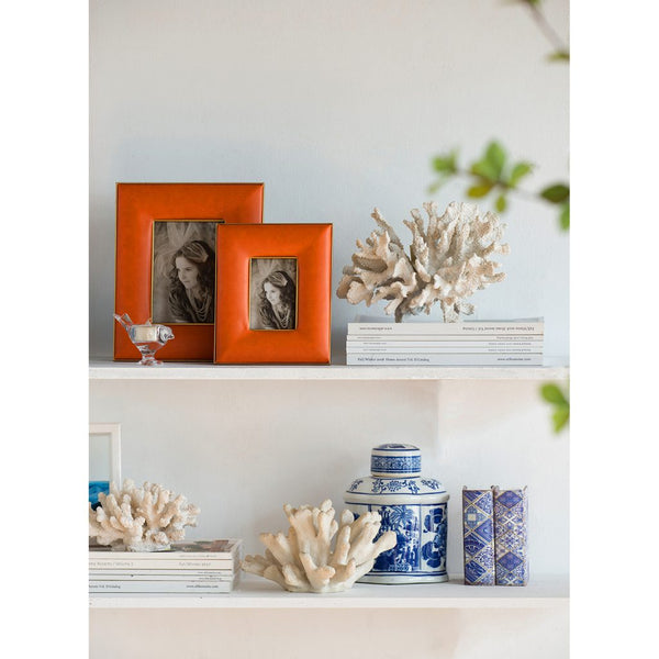 Shop A&B Home Hanley Orange 3X4 Frame at  Raley's Home Furnishing