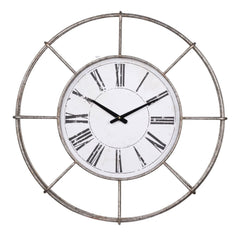Shop A&B Home Station Wall Clock at  Raley's Home Furnishing