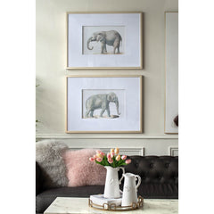 Shop A&B Home Elephant Drawing at  Raley's Home Furnishing