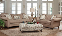 Shop hughes furniture Abington Safari Living Room Set at  Raley's Home Furnishing