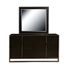 Shop Home Insights City Scape Dresser and Mirror at  Raley's Home Furnishing