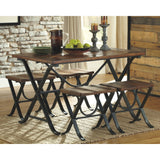 Freimore Table & 4 Side Chairs