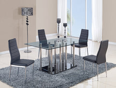 Shop Raley's Home Furnishings Dom Dining Set - Online Exclusive at  Raley's Home Furnishing