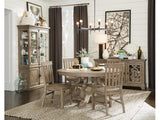 Shop Magnussen Tinley Park Dining Set at  Raley's Home Furnishing