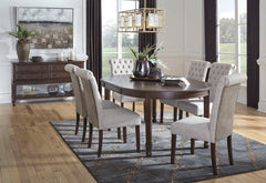 Shop Raley's Home Furnishings Adinton Upholstered Dining Set - Online Exclusive at  Raley's Home Furnishing