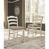 Realyn Upholstered Barstool