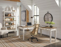 Realyn Home Office & Bookcase