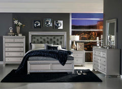 Bevelle Queen Bed Set - Online Exclusive