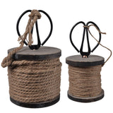 Shop A&B Home Jute Rope at  Raley's Home Furnishing
