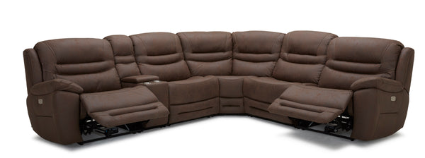 Shop Raley's Home Furnishings Km083 Sectional - Online Exclusive at  Raley's Home Furnishing