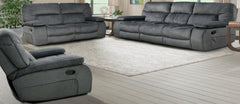 Shop Parker House Chapman Reclining Living Room Set at  Raley's Home Furnishing