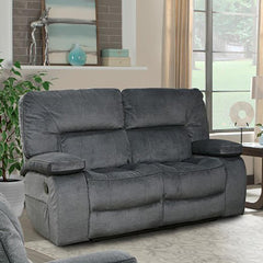 Shop Parker House Chapman Reclining Loveseat at  Raley's Home Furnishing