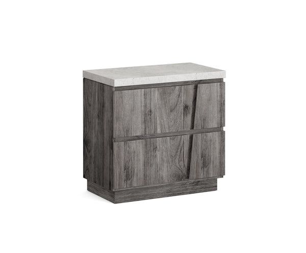 Shop Global Home Furnishings Austin Nightstand at  Raley's Home Furnishing