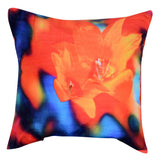Shop A&B Home Abstract Floral Pillow at  Raley's Home Furnishing