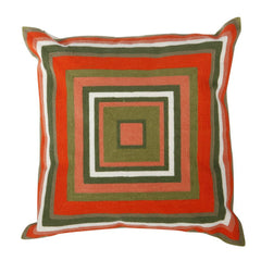 Squared Pattern Pillow