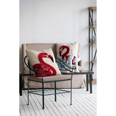 Shop A&B Home Flamingo Pillow at  Raley's Home Furnishing