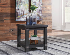 Delmar Rectangular End Table