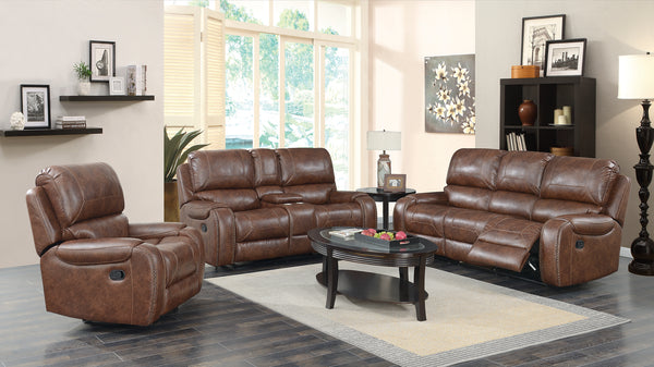 Shop vogue Vogue PX-2995P Buckeye Caramel Power Recliner at  Raley's Home Furnishing