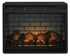 Wyndahl Large Fireplace Insert Infrared