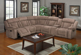 Shop big fundamental Aiden 6 Pc. Reclining Sectional - Online Exclusive at  Raley's Home Furnishing