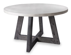 Shop Global Home Furnishings Austin Round Dining Table at  Raley's Home Furnishing