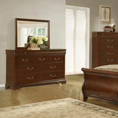 Shop lifestyle Lifestyle C4116A Dresser And Mirror - Online Exclusive at  Raley's Home Furnishing