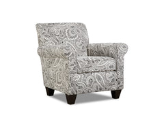 Shop Corinthian Griffin Menswear Accent Chair at  Raley's Home Furnishing