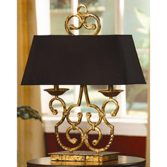 Shop Crestview Charleston Twin Light Lamp at  Raley's Home Furnishing