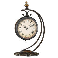 Shop Crestview Dexter Clock at  Raley's Home Furnishing