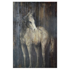"Shop Crestview Horse "" Max"" Wall Art at  Raley's Home Furnishing"