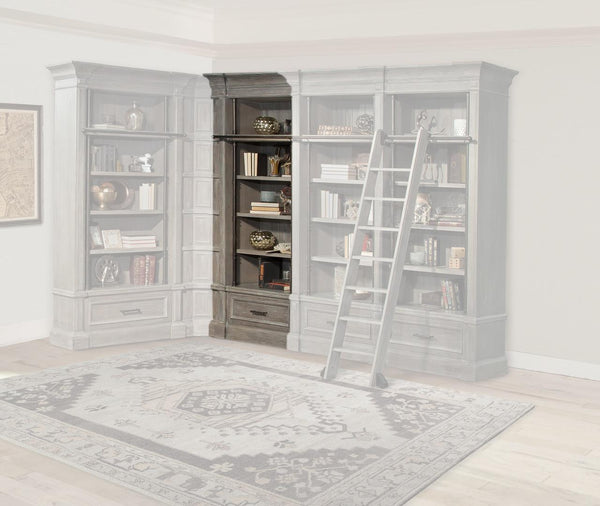 Shop Parker House Gramercy Park Gray Museum Bookcase Extension at  Raley's Home Furnishing