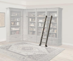 Shop Parker House Gramercy Park Gray Ladder at  Raley's Home Furnishing