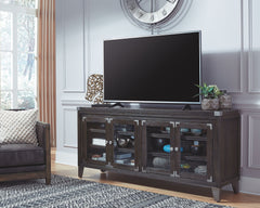 Todoe - Gray - Extra Large TV Stand