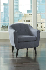 Klorey Denim Accent Chair
