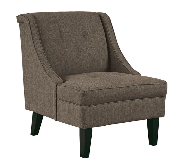 Clarinda Gray Accent Chair