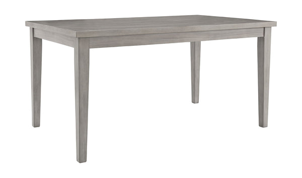 Parellen - Gray - Rectangular Dining Room Table