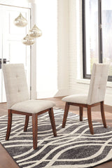 Centiar - Stone - Dining UPH Side Chair