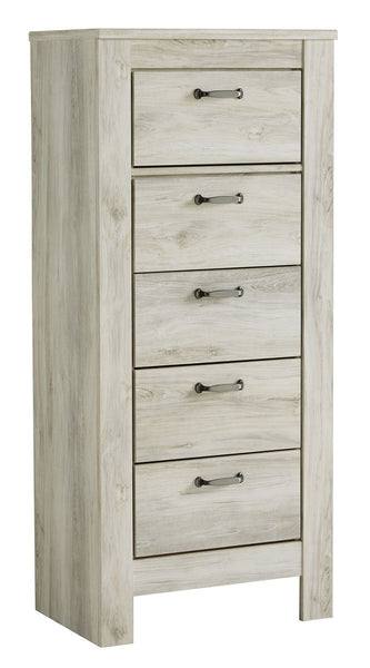 Bellaby - Whitewash - Narrow Chest