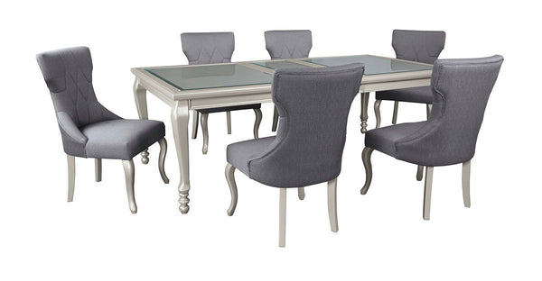 Coralayne Table & 4 Side Chairs