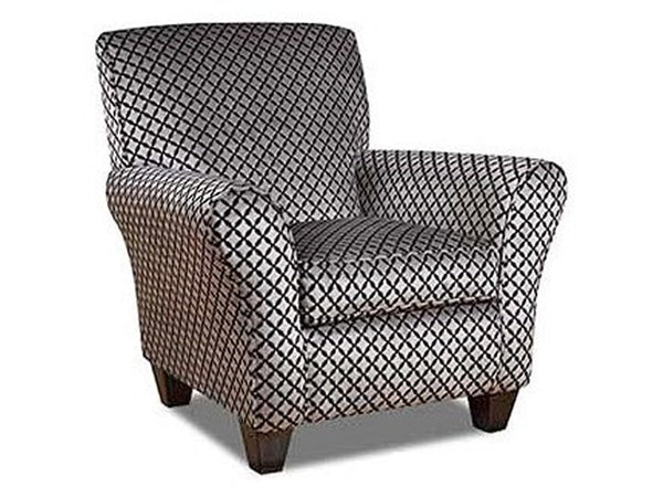 Shop Corinthian Paradigm Carbon Accent Chair at  Raley's Home Furnishing