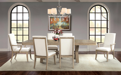 Shop Riverside Sophie Table & 4 Side Chairs at  Raley's Home Furnishing