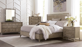 Shop Riverside Sophie King Bed w/ Dresser, Mirror & Nightstand at  Raley's Home Furnishing