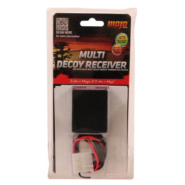 MOJO Multi Decoy Receiver