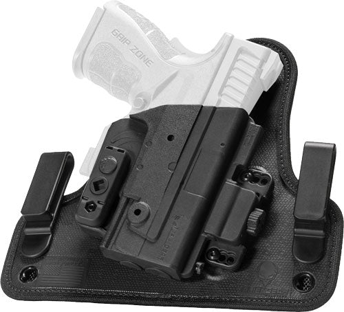 Alien Gear Iwb Shapeshift - Holstr Rh Pt111-140 G2 Black
